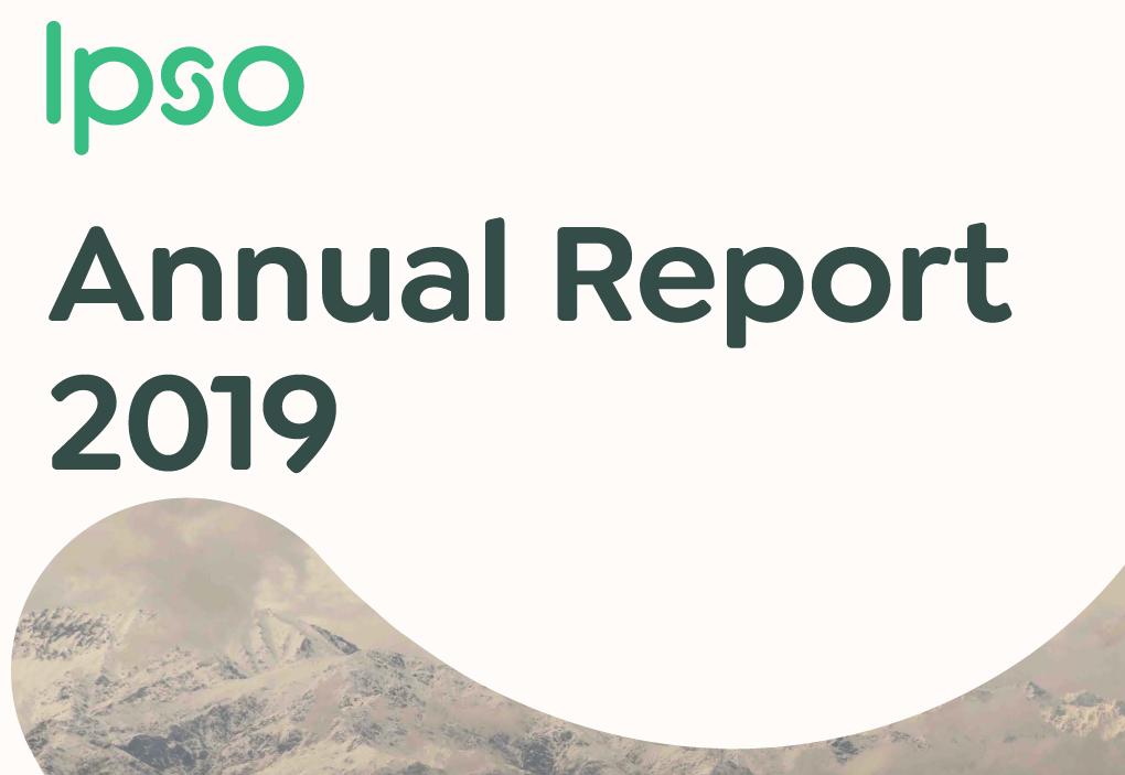 Ipso Annual Report 2019